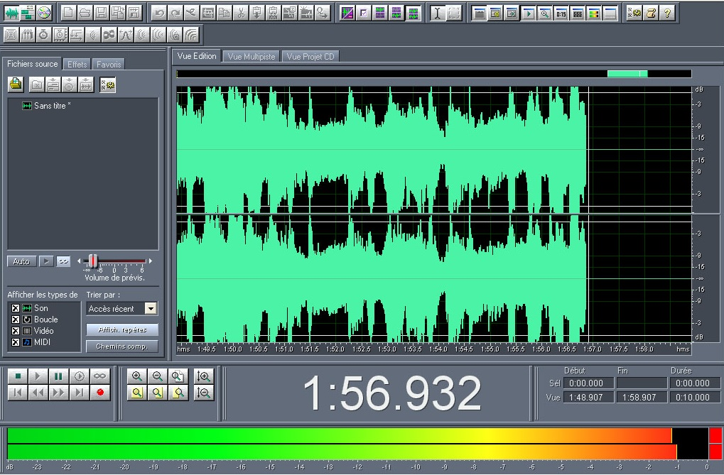 how to fix buffer when recording using adobe audition